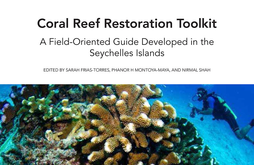 A toolkit that draws experience from the Reef Rescuers project was published and launched