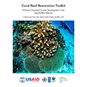Coral Reef Restoration Toolkit - A Field-Oriented Guide Developed in the Seychelles Islands